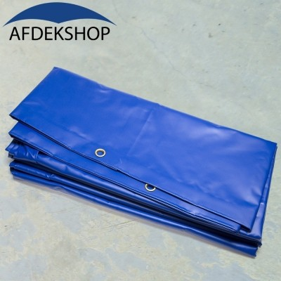 Foto van PVC dekkleden 600 gr/m2 Blauw