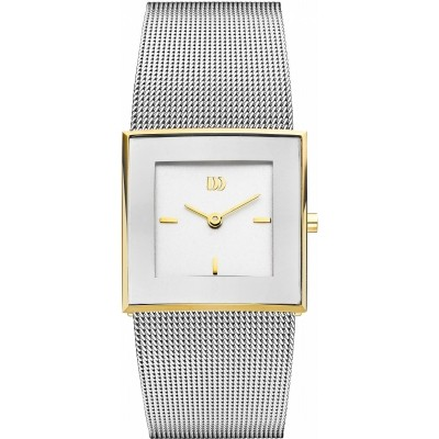 DANISH DESIGN WATCH IV65Q973 Roestvrij staal DESIGNED BY TIRTSAH