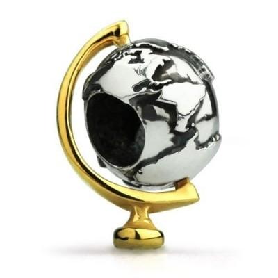 OHM Desk Globe AAT009T limited edition 2tone
