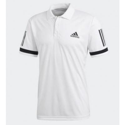 Foto van Adidas club3 stripe polo
