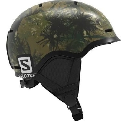 Salomon Grom 2018 Kinder Helm