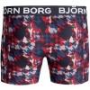Afbeelding van Björn Borg Socks & Short for him giftbox HOUNDTOOTH XMAS_BOX 1741-1423