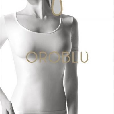 Foto van Oroblu Dolce vita t-shirt round short sleeves OR 4003402