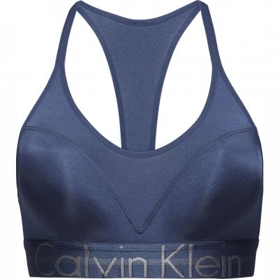 Foto van Calvin Klein push-up bralette QF4489E-8SB Blue Shadow