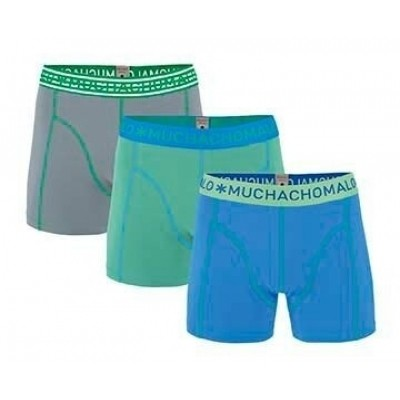 Foto van Muchachomalo boys 3 pack 1010JSOLID227