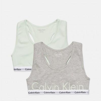 Foto van Calvin Klein 2 pack bralette G80G897001 022