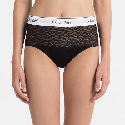 Foto van Calvin Klein bikini modern cotton lace QF4687E-001
