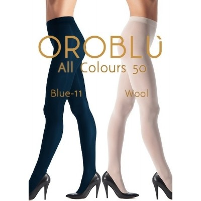 Foto van Oroblu ALL COLORS panty 50 OR1145050 wool