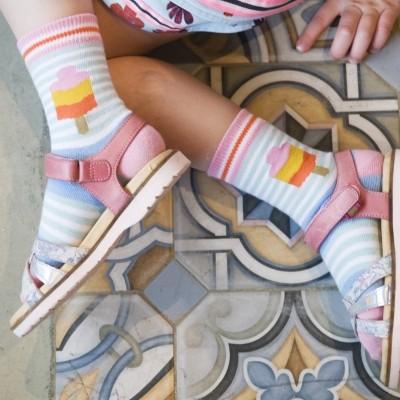 Foto van Bonnie Doon icecream Sock BN843143