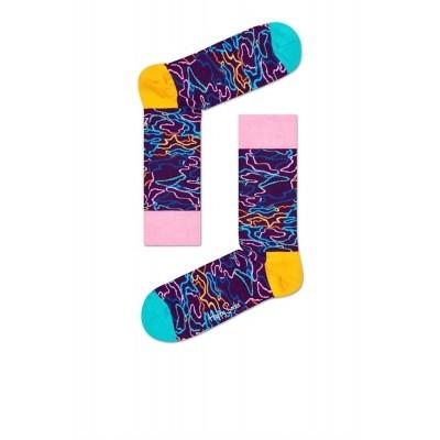 Foto van Happy socks 41/46 EC01-055 Electric