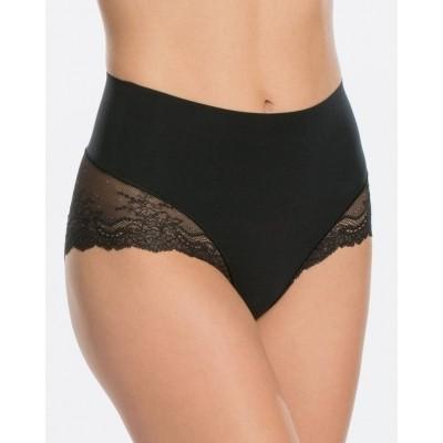 Foto van Spanx undie-tectable lace Hi-hipster SP0515 black