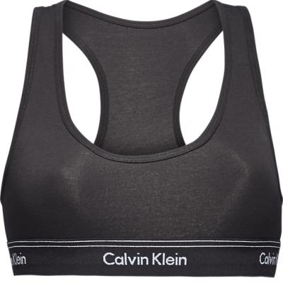 Foto van Calvin Klein UNLINED BRALETTE QF4522E-001 Zwart
