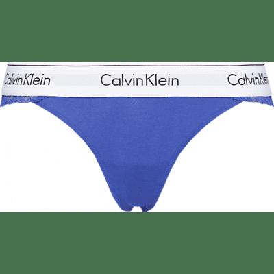 Foto van Calvin Klein Thong modern cotton lace QF4585E-PZ6