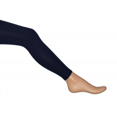 Foto van Bonnie Doon Slim Fit Basic Footless BN84.18.50 Navy
