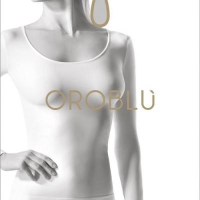 Foto van Oroblu Dolce Vita t-shirt round long sleeves OR 4003500