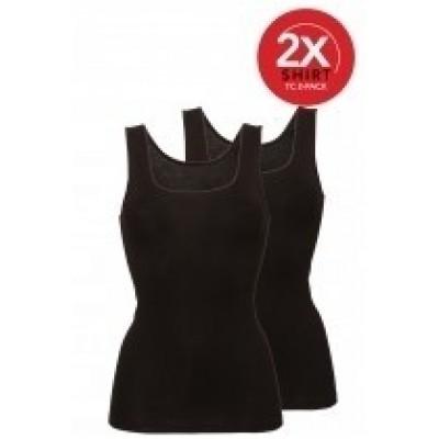 Foto van Ten Cate dames shirt 2 pack 3370