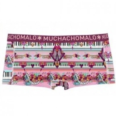 Foto van Muchachomalo ladies short single pack art.1215 Music