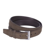 Leather Belt Able Taupe Taupe