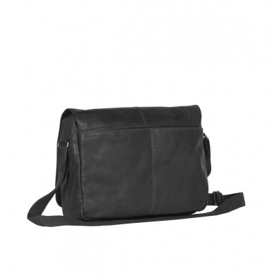 Photo of Leather Laptop Bag Black Richard