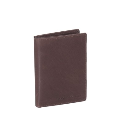 Photo of Leather Wallet Brown Siem