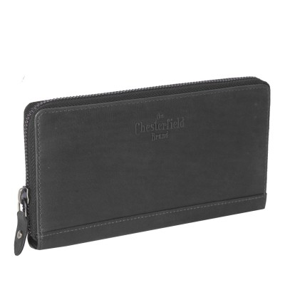 Photo of Leather Wallet Black Nova