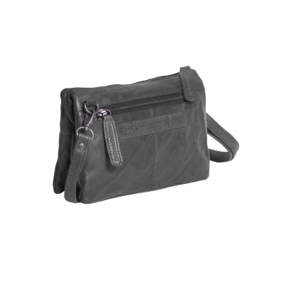 Photo of Leather Shoulder Bag Taupe Erin