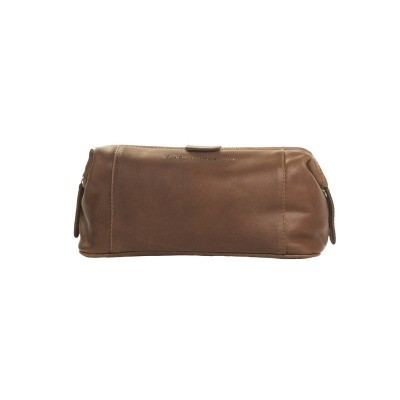 Photo of Leather Toiletry Cognac Vince
