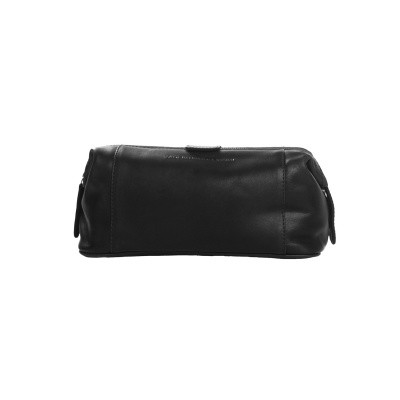 Photo of Leather Toiletry Black Vince
