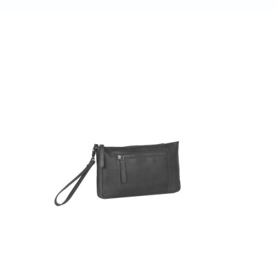 Photo of Leather Clutch Black Sonia
