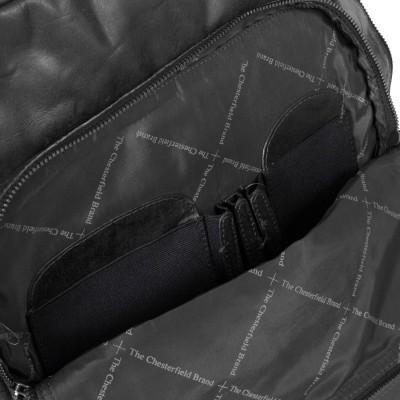 Photo of Leather Backpack Black Maci