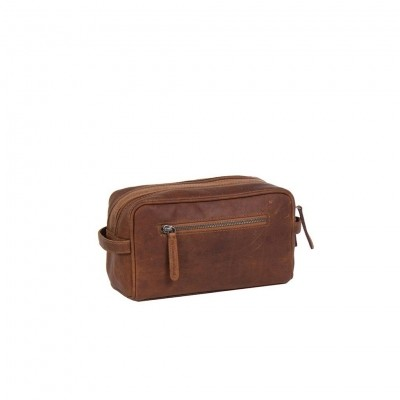 Photo of Leather Toiletry Cognac Stacey