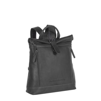 Photo of Leather Backpack Black Dali