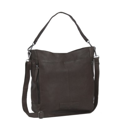 Photo of Leather Tote Bag Brown Jael