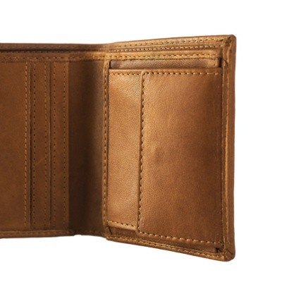Photo of Leather Wallet Cognac Anas