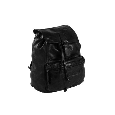Photo of Leather Backpack Black Jace