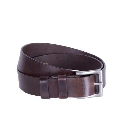 Leather Belt Antonio Brown