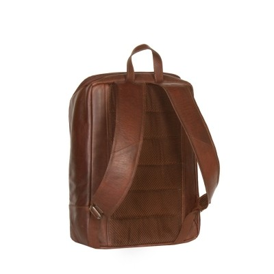 Photo of Leather Backpack Cognac Rich