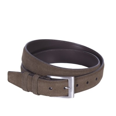 Suede Riem Able Taupe