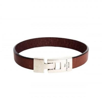 Leren Armband Bruin Granada