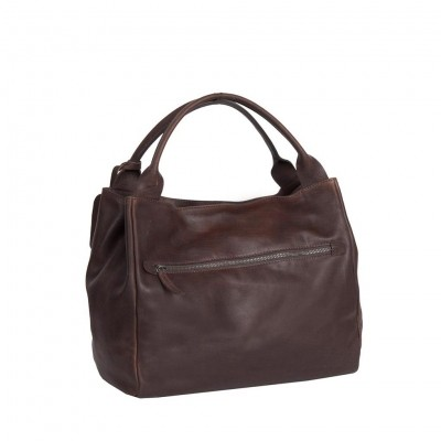 Photo of Leather Handbag Brown Cardiff