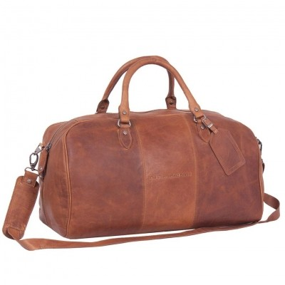 Photo of Leather Weekender Cognac William