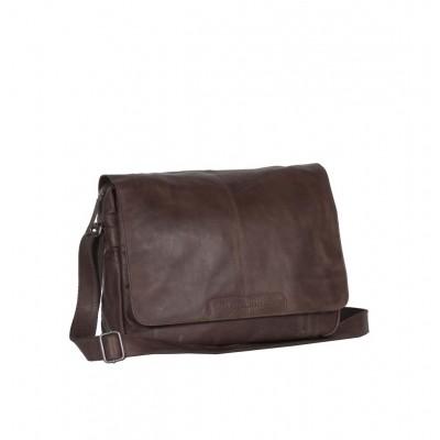 Photo of Leather Laptop Bag Brown Richard