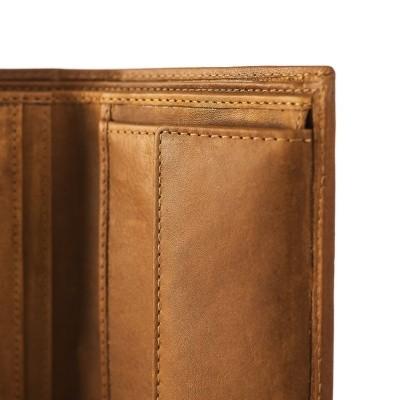 Photo of Leather Wallet Cognac Tymon