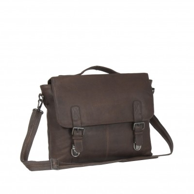 Photo of Leather Shoulderbag Brown Jules