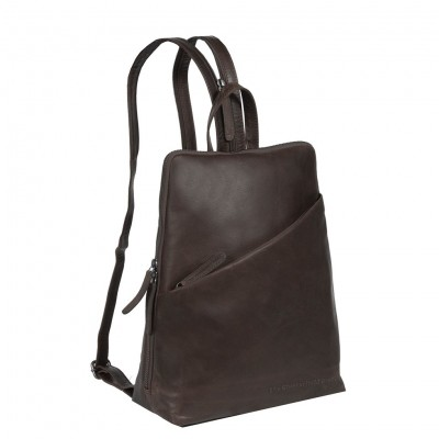 Photo of Leather Backpack Brown Amanda