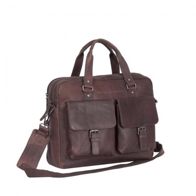 Photo of Leather Laptop Back Brown George