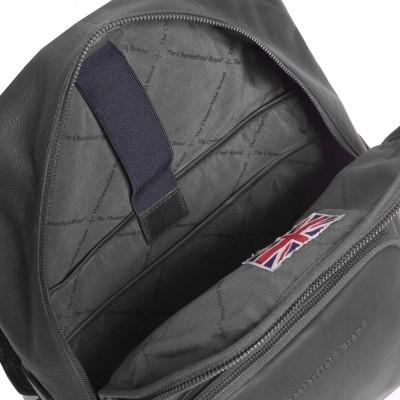 Photo of Leather Backpack Black Ari