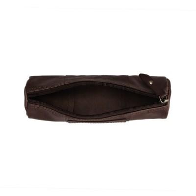 Photo of Leather Pen Case Black Lea