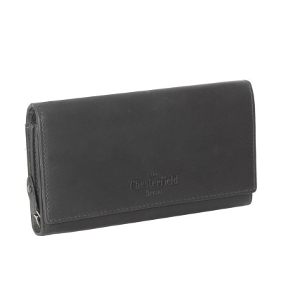 Photo of Leather Wallet Black Mirthe