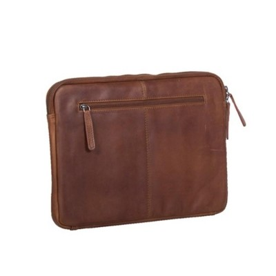 Photo of Leather Laptop Sleeve Cognac Ray